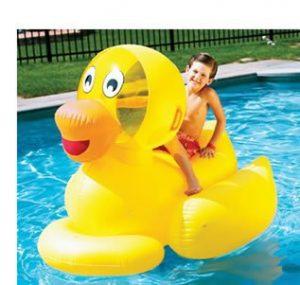 Swimline Giant Ducky