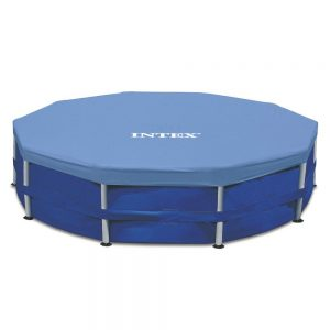 Intex 15-foot Round Metal Frame Cover