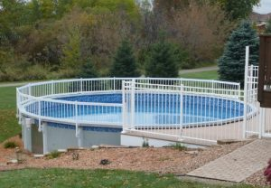 Premium Guard Above Ground Swimming Pool Safety Fence