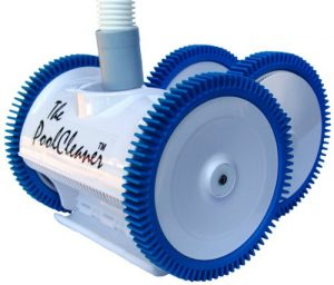 Hayward Automatic 4-Wheel Suction In-Ground Pool Side Cleaner