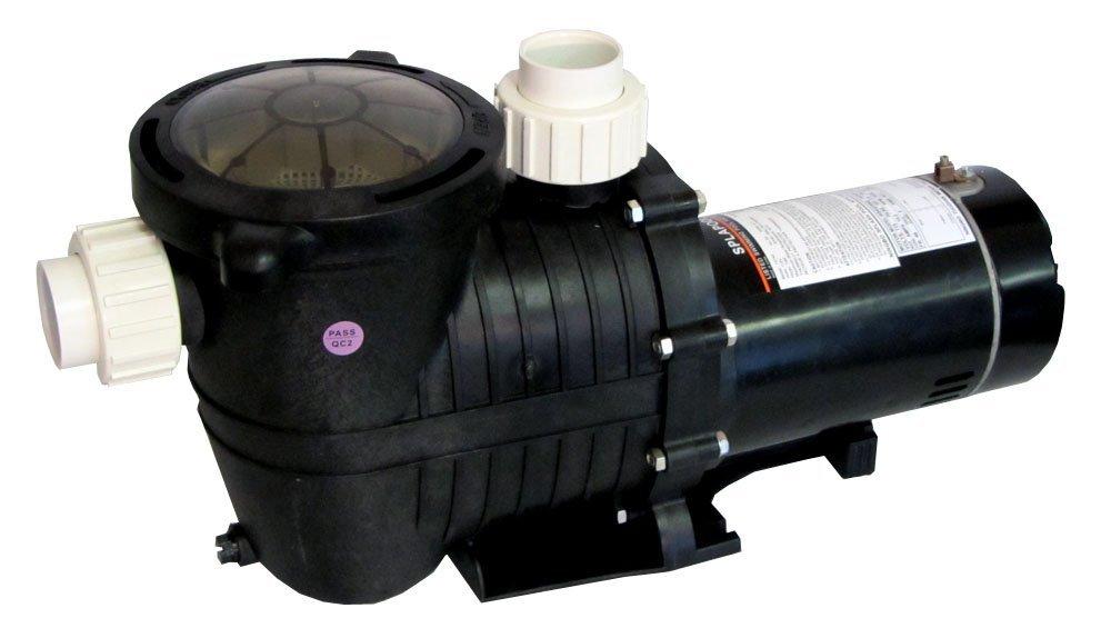 Energy Efficient 2 Speed Pump