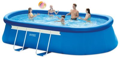 Intex Oval Frame Pool 2019 Review