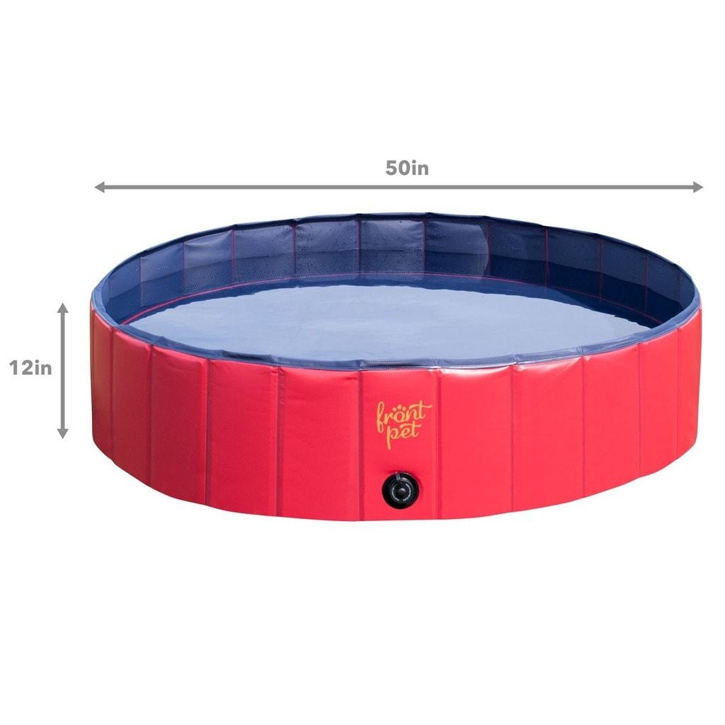 Frontpet Foldable Dog Pool