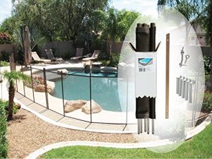 Pool Fence DIY by Life Saver Fencing