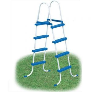 Above Ground A-Frame Intex Swimming Pool Ladder-28062E