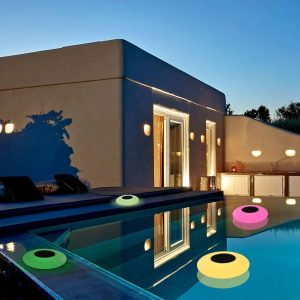 Blibly Solar LED Lights Inflatable