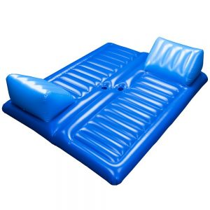 Face to Face 2-Person Pool Lounge Float