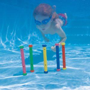 Underwater Play Sticks