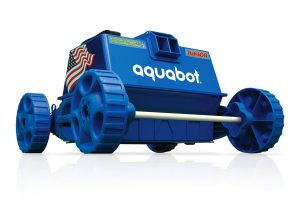 Aquabot Junior Pool Rover Robotic Above-Ground Pool Cleaner