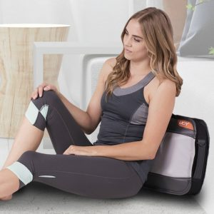 iJoy Massage Anywhere Cordless, Portable On the Go High Performance Massager