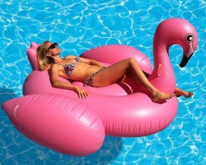 The Original Giant Flamingo