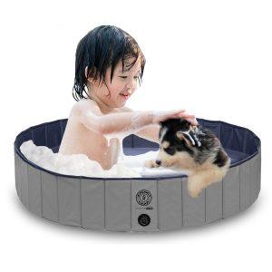 Kopeks Foldable Swimming Pool
