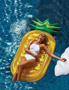 Pineapple Raft