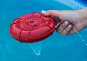 Lifebuoy Pool Alarm System - Pool Motion Sensor