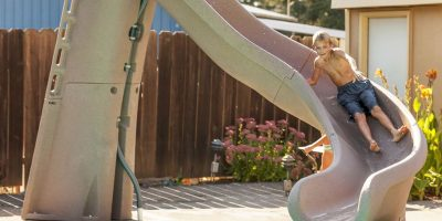 Best Water Slides 2019 Reviews (Inflatable + Solid)