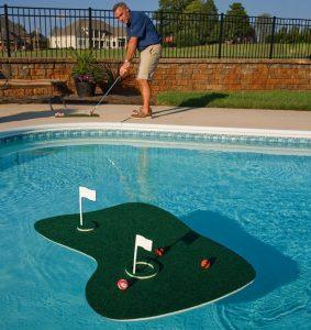 Blue Wave Aqua Golf