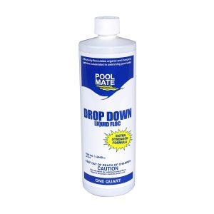 Pool Mate 1-2440 Drop Down Liquid Floc