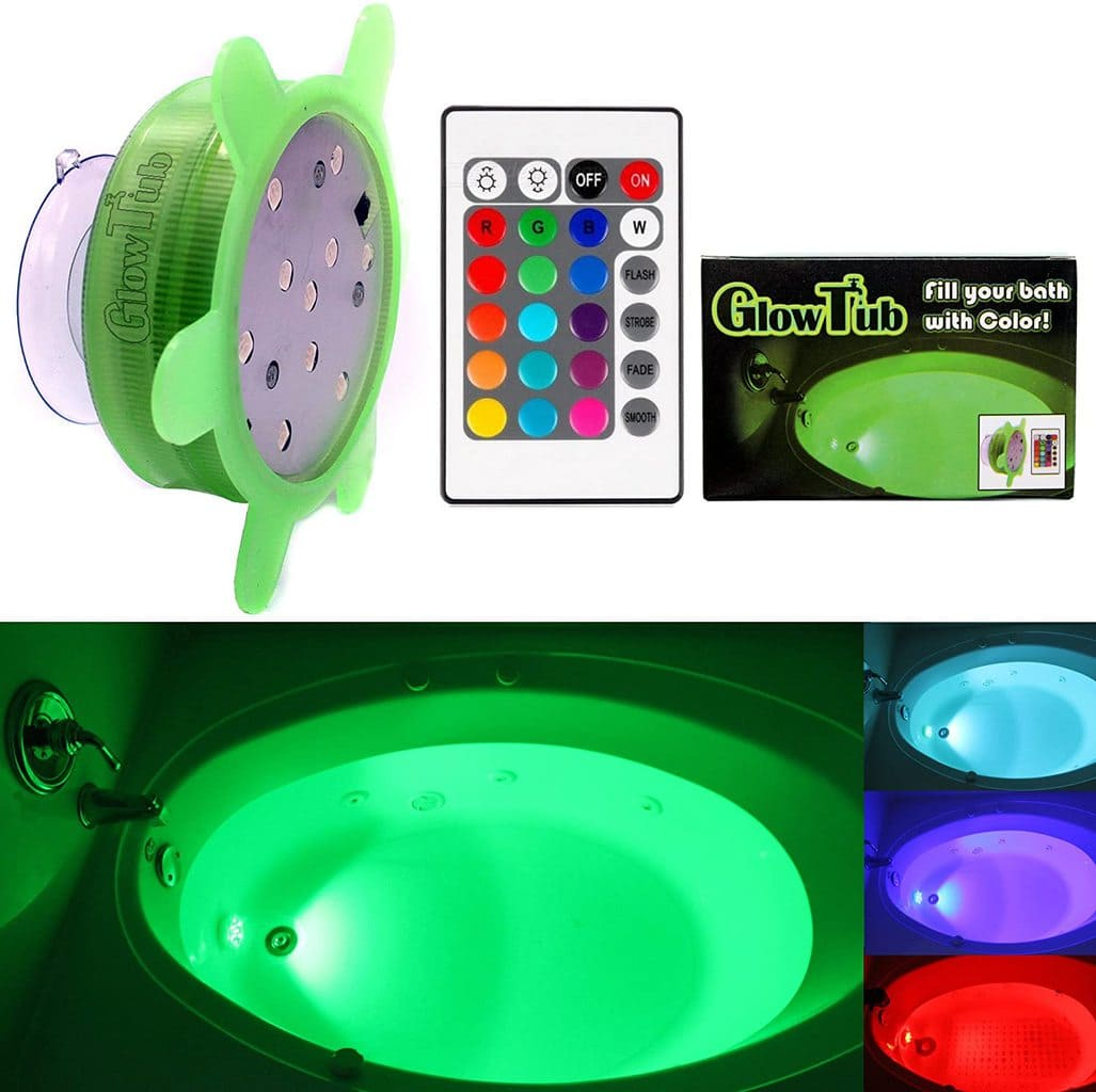 GlowTub Underwater Light