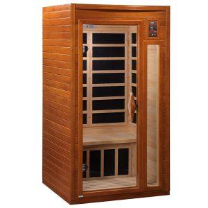Dynamic Saunas Barcelona 1-2 Person Far Infrared Sauna