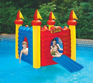 Cool Castle Inflatable Playhouse