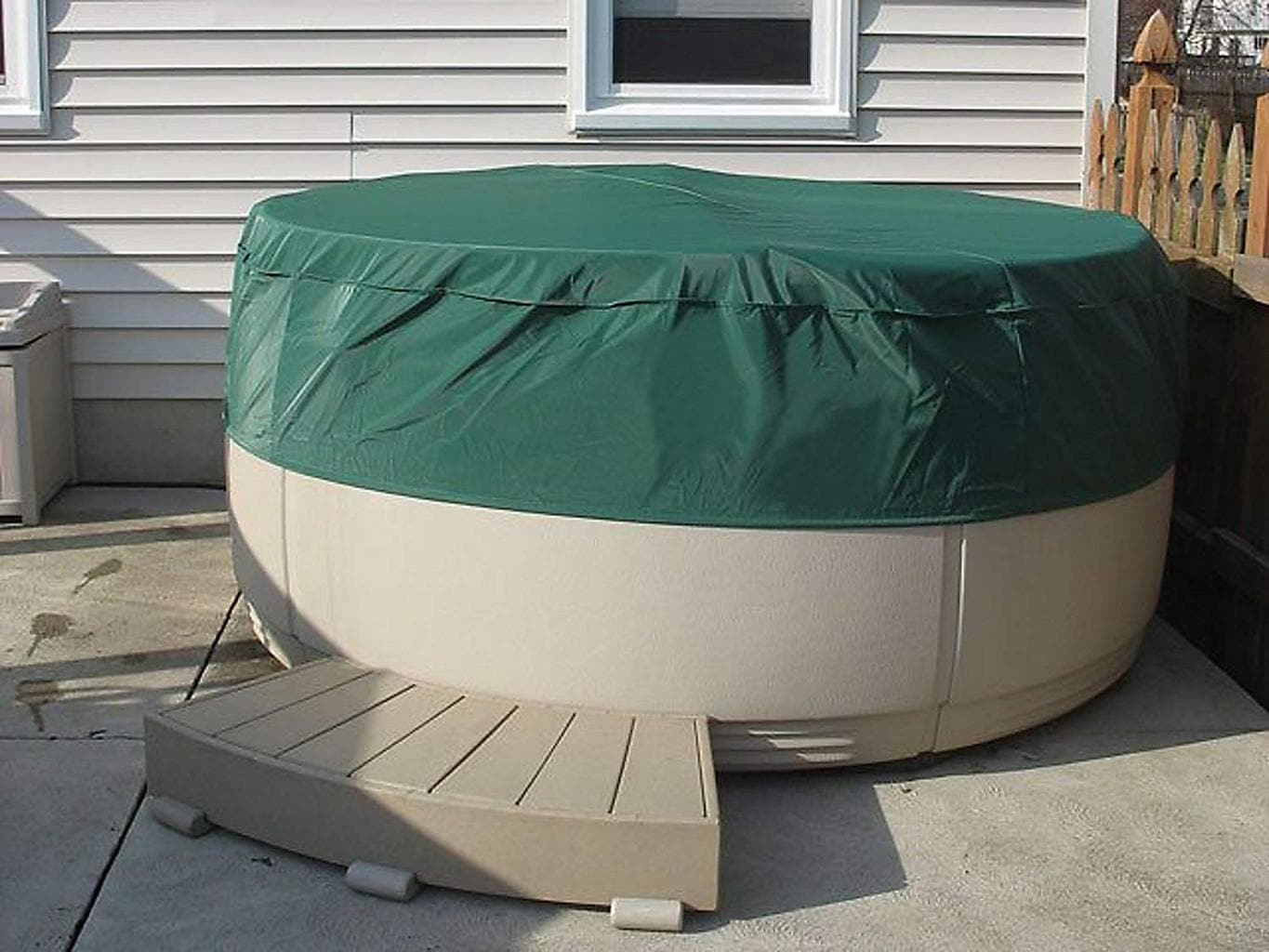 CoverMates Hot Tub Cover