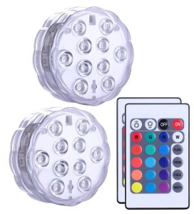 Qoolife Submersible LED Lights