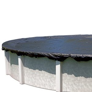 24 ft Round Mesh Winter Cover
