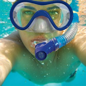 Expedition Swim Mask and Snorkel