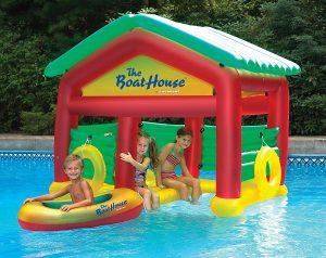 Boathouse Swimming Pool Habitat