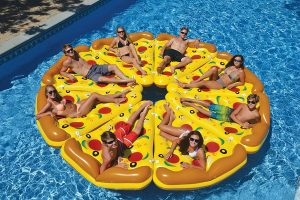 Pizza Lounger