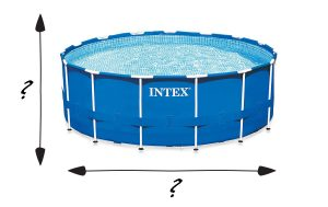 Size and Shape Guide for Above Ground Pools