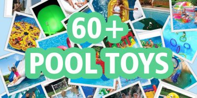 Best Pool Toys 2019 Reviews (floats, ball games, Toypedos and more!)