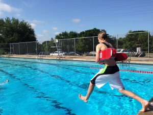 Safety Around Swimming Pools