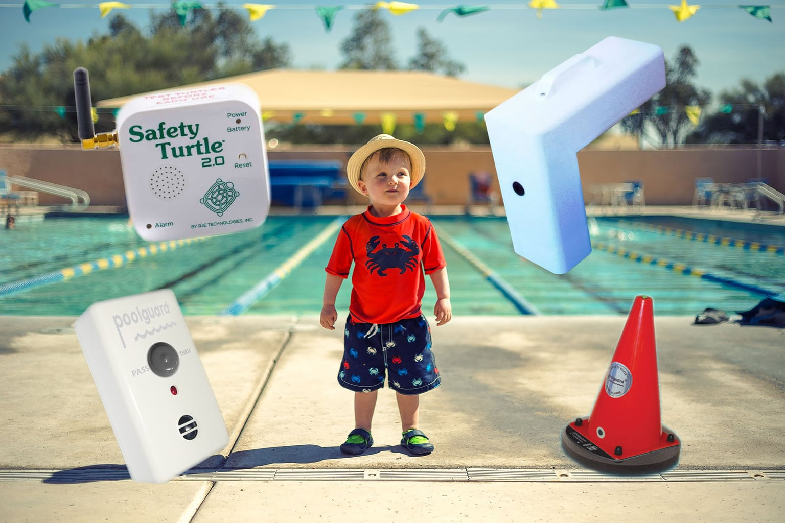 Top 8 Best Pool Alarms & Door Alarms (in & above ground) Review 2019