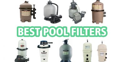Best Swimming Pool Filters 2019 Reviews (sand, cartridge & DE)