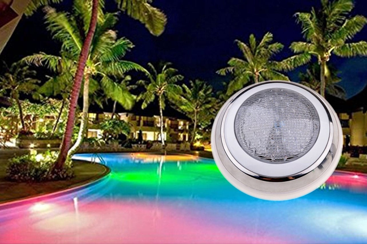 Top 7 Best Pool Lights Led Fixtures Floating Review 2019