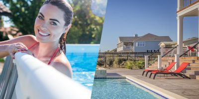 In-ground vs. Above-ground Pools: 4 Things to Consider