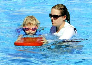 Safety Around Swimming Pools--What You Can Do