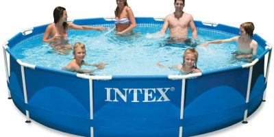 Intex Metal Frame Pool 2020 Review